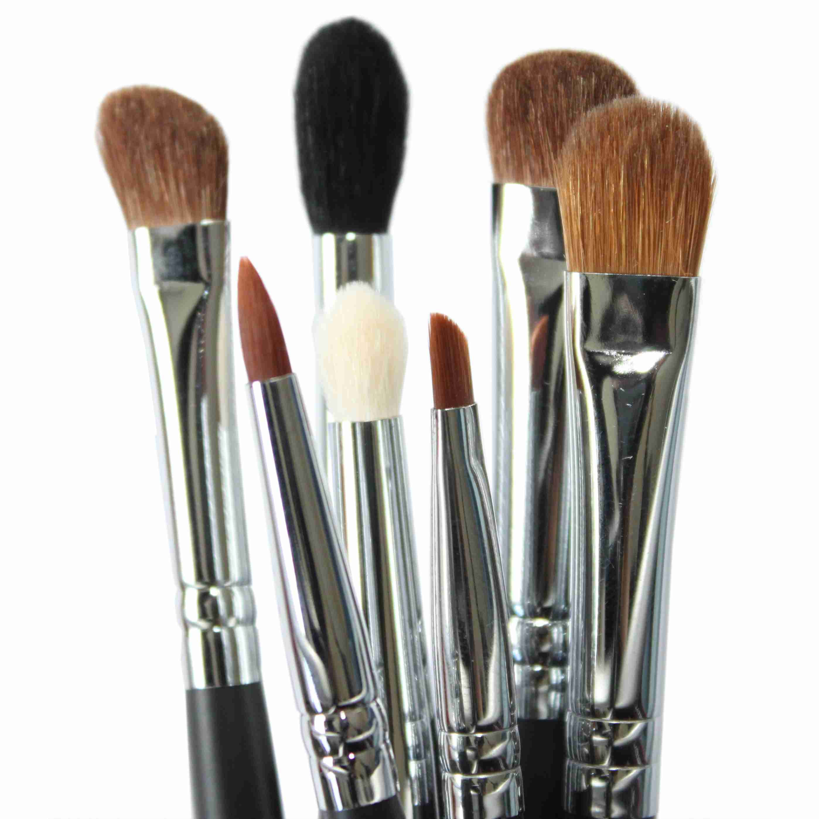 Makeup Brushes & Uses Part I: Eye Brushes