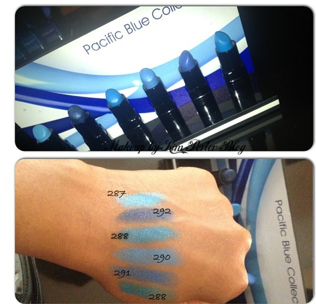 INGLOT Discount PacificBlueCollection