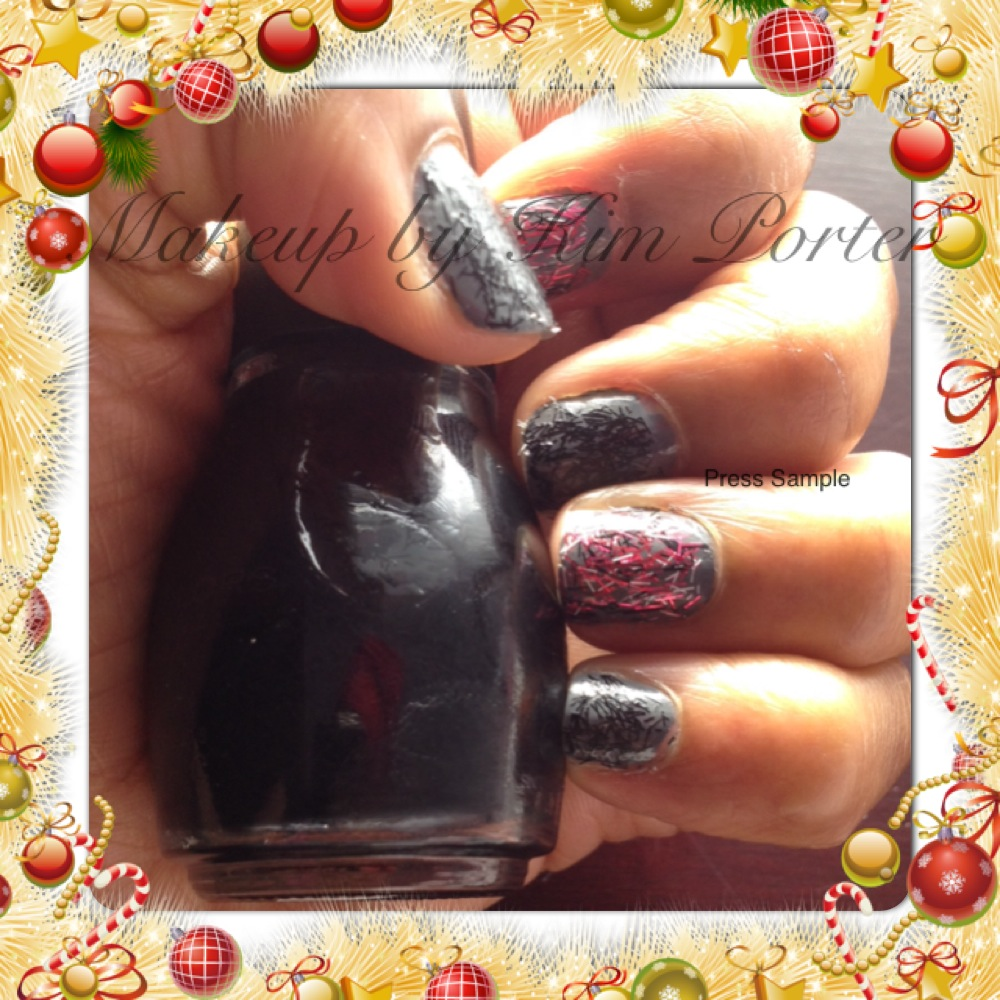 SinfulColors Holiday Tinsel Spiked Ice