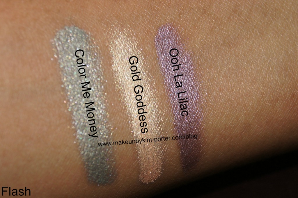 Review COVERGIRL Bombshell Shineshadow