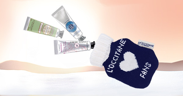 "L""Occitane Shea Butter Hand Cream Deal"