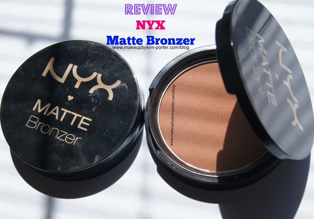 NYX Matte Bronzer Review