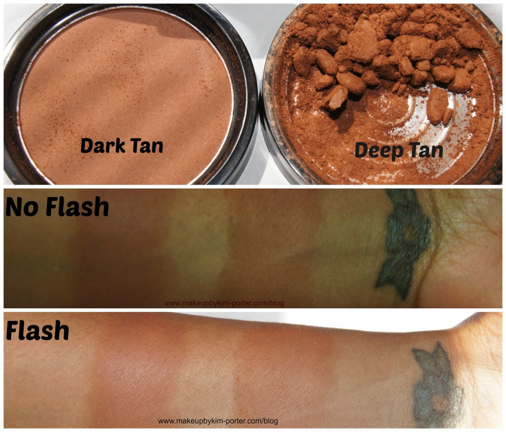 NYX Matte Bronzer Review Swatches