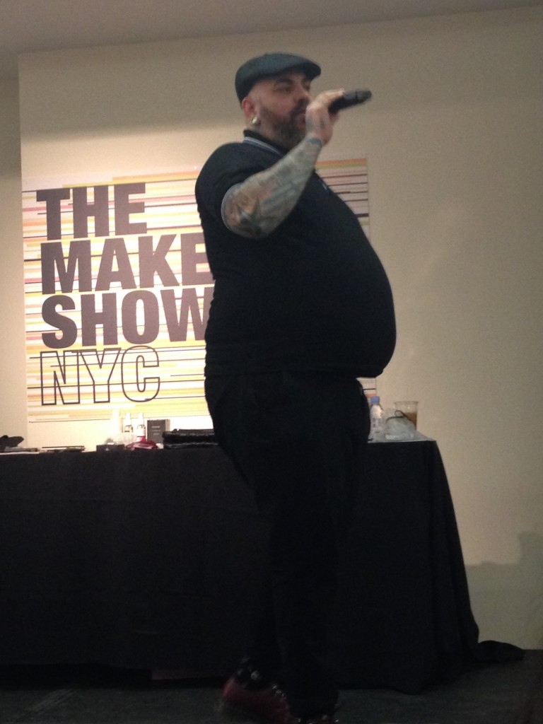 The Makeup Show New York 2914  Haul