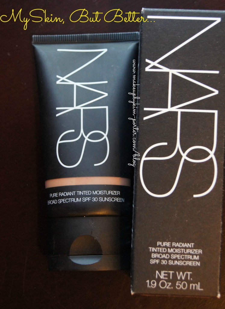 NARS Pure Radiant Tinted Moisturizer Review