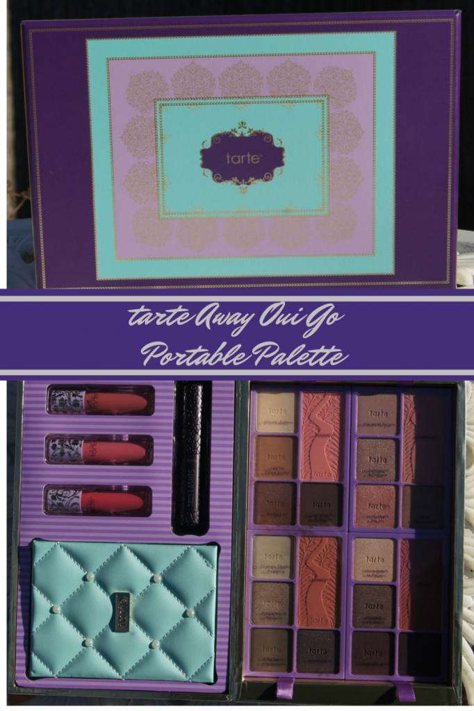 tarte Away Oui Go  Portable Palette