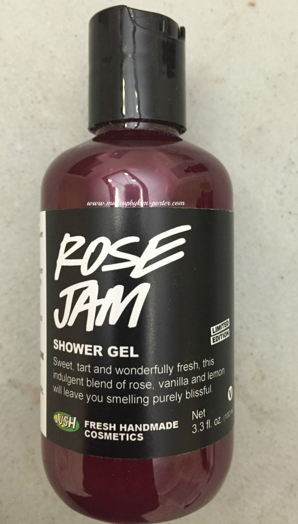 LUSH Buy One Get One Sale _Rose Jam