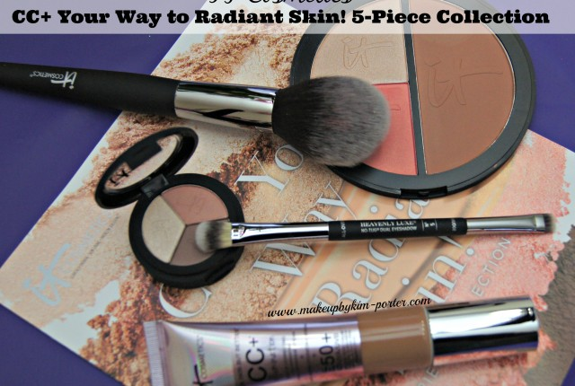 IT Cosmetics CC+ Your Way To Radiant Skin! 5-Piece Collection