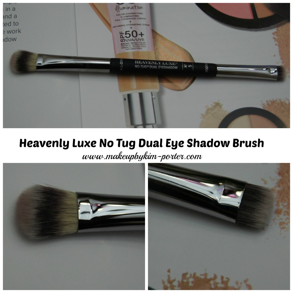 IT Cosmetics Heavenly Luxe No Tug Dual Eye Shadow Brush