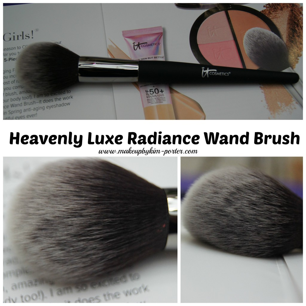 IT Cosmetics Heavenly Luxe Radiance Wand Brush
