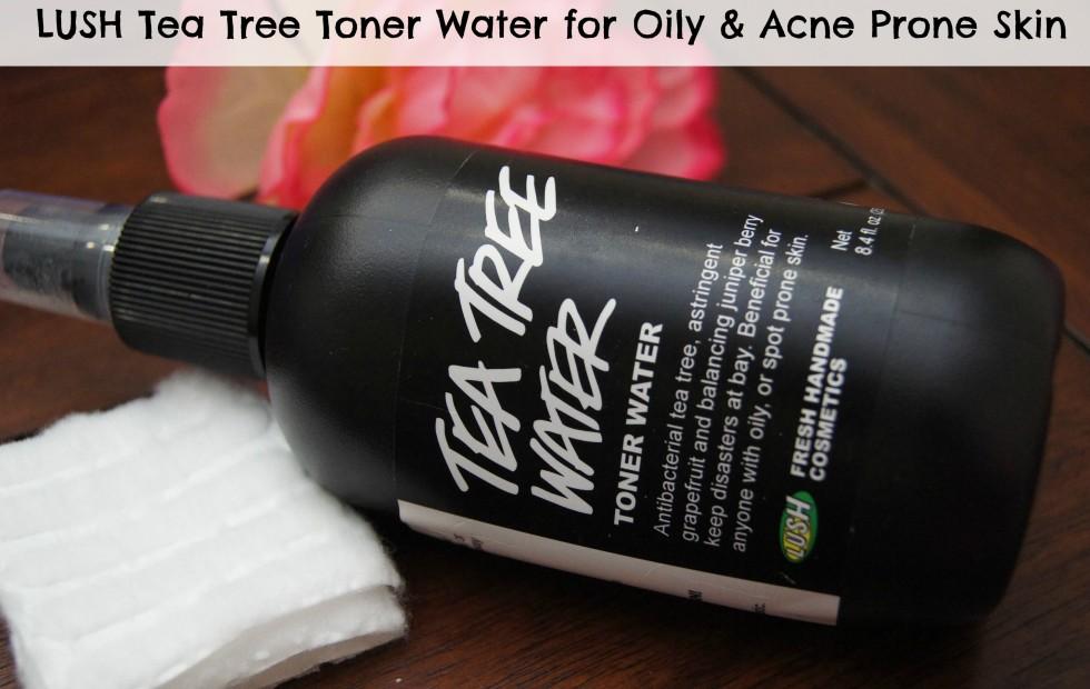LUSH Tea Tree Oil Water Toner Review