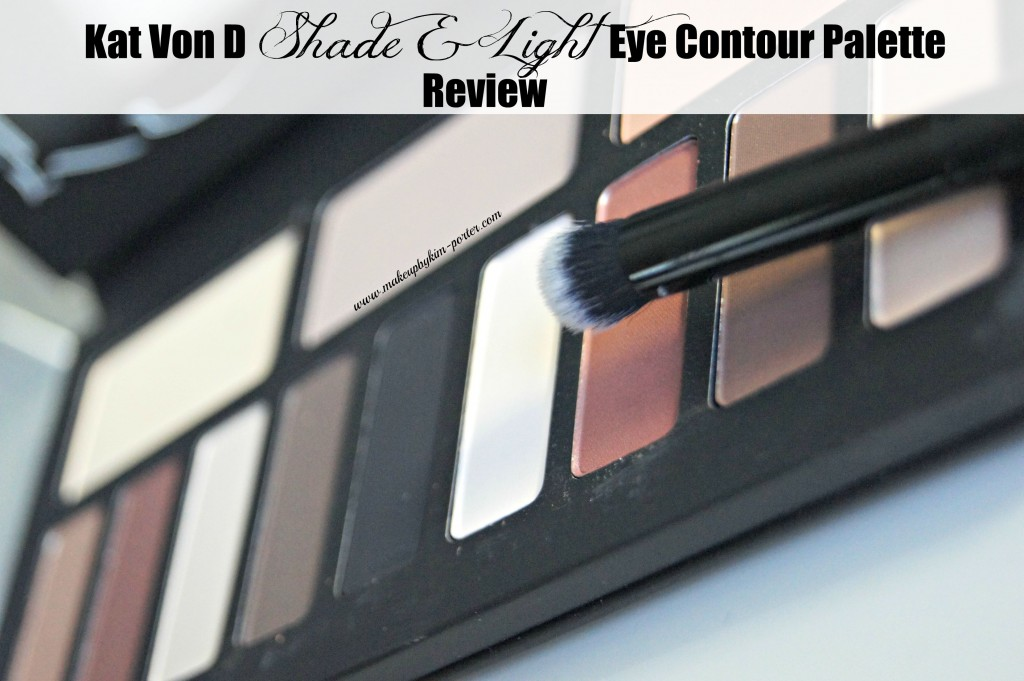 Kat Von D Shade and Light Eye Contour Palette