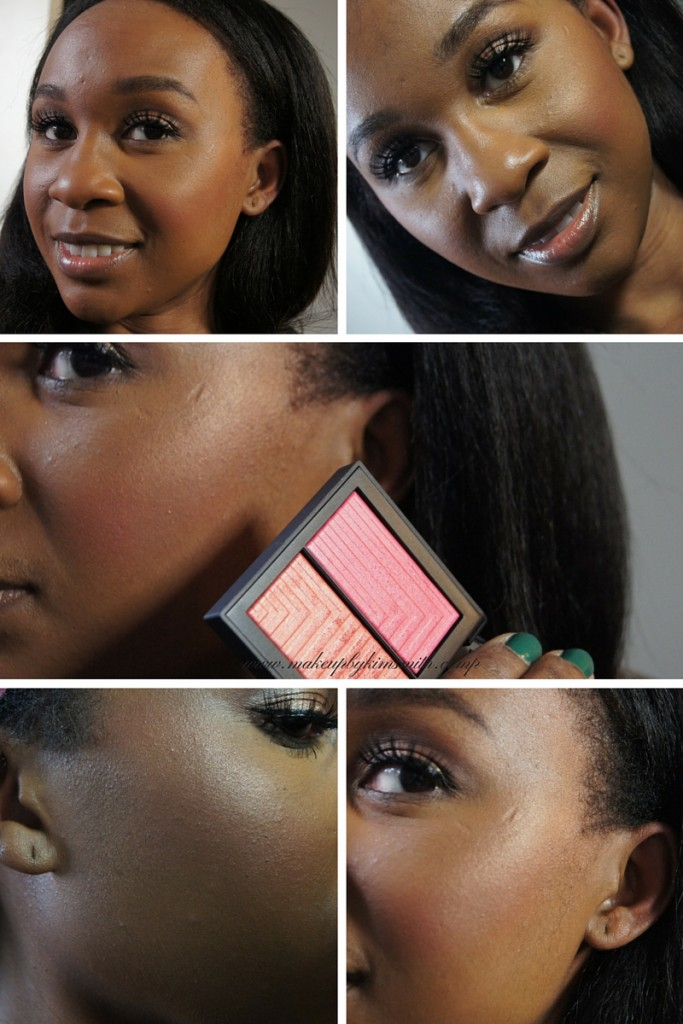 NARS Dual-Intensity Blush Panic Makeup by Kim Smith