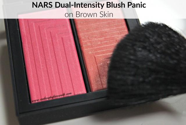 NARS Dual-Intensity Blush Panic for Brown Skin