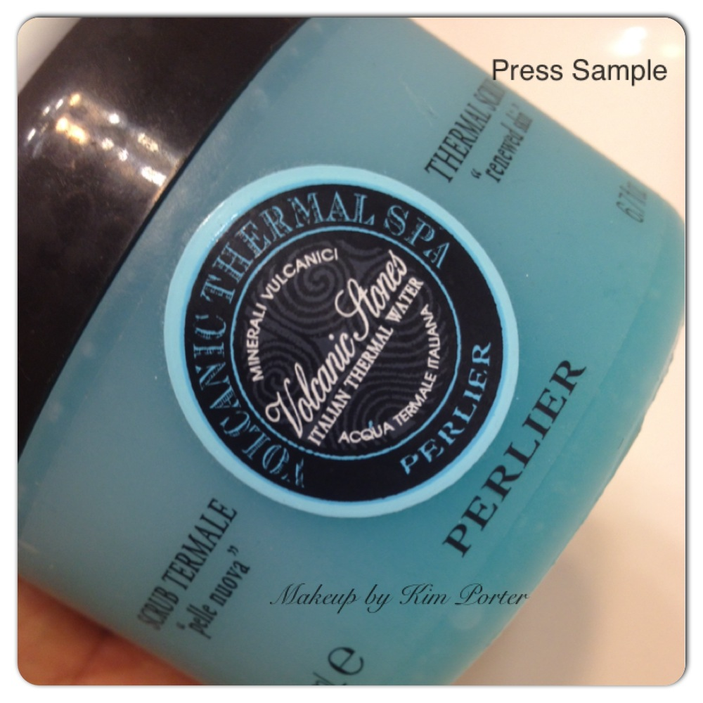 Review perlier thermal spa thermo renewing scrub for Abana salon reviews