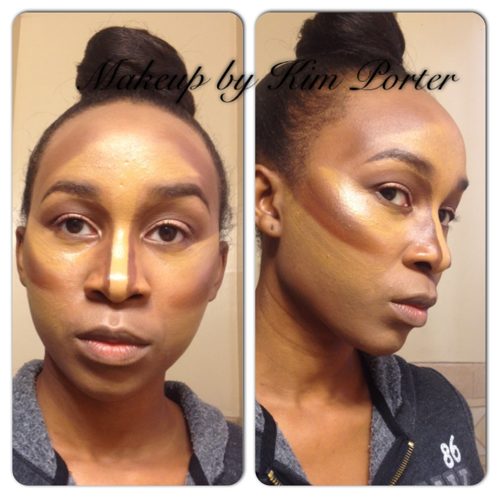 Best Highlight And Contour Makeup