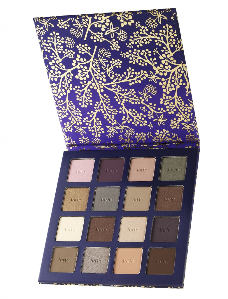 tarte bow and go 24 piece collection Amazonian Clay Eyeshadow palette (1)
