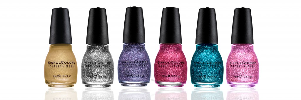 SINFULCOLORS LUSTRE TOP COAT Collection
