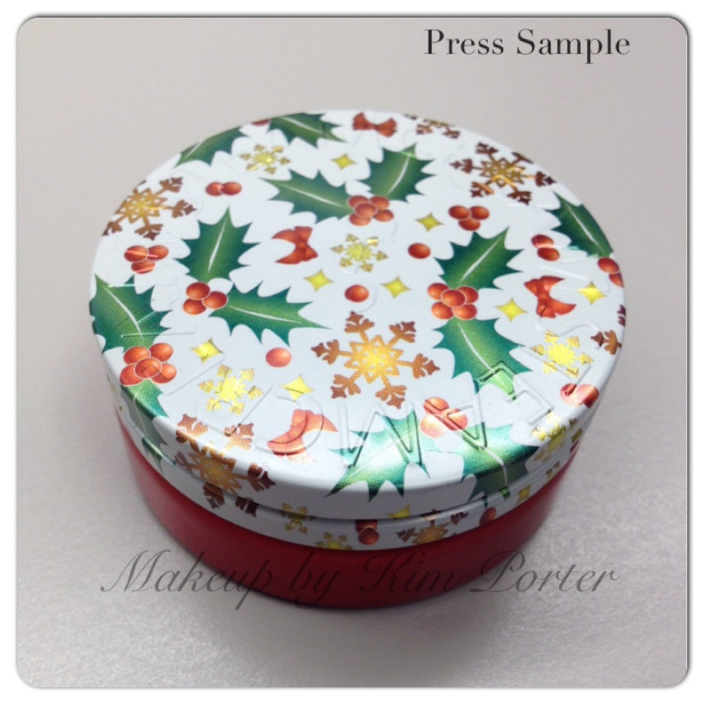 STEAMCREAM Holly Tin