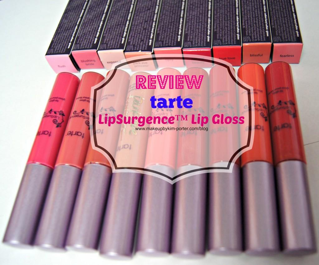 Tarte LipSurgence Lip Gloss
