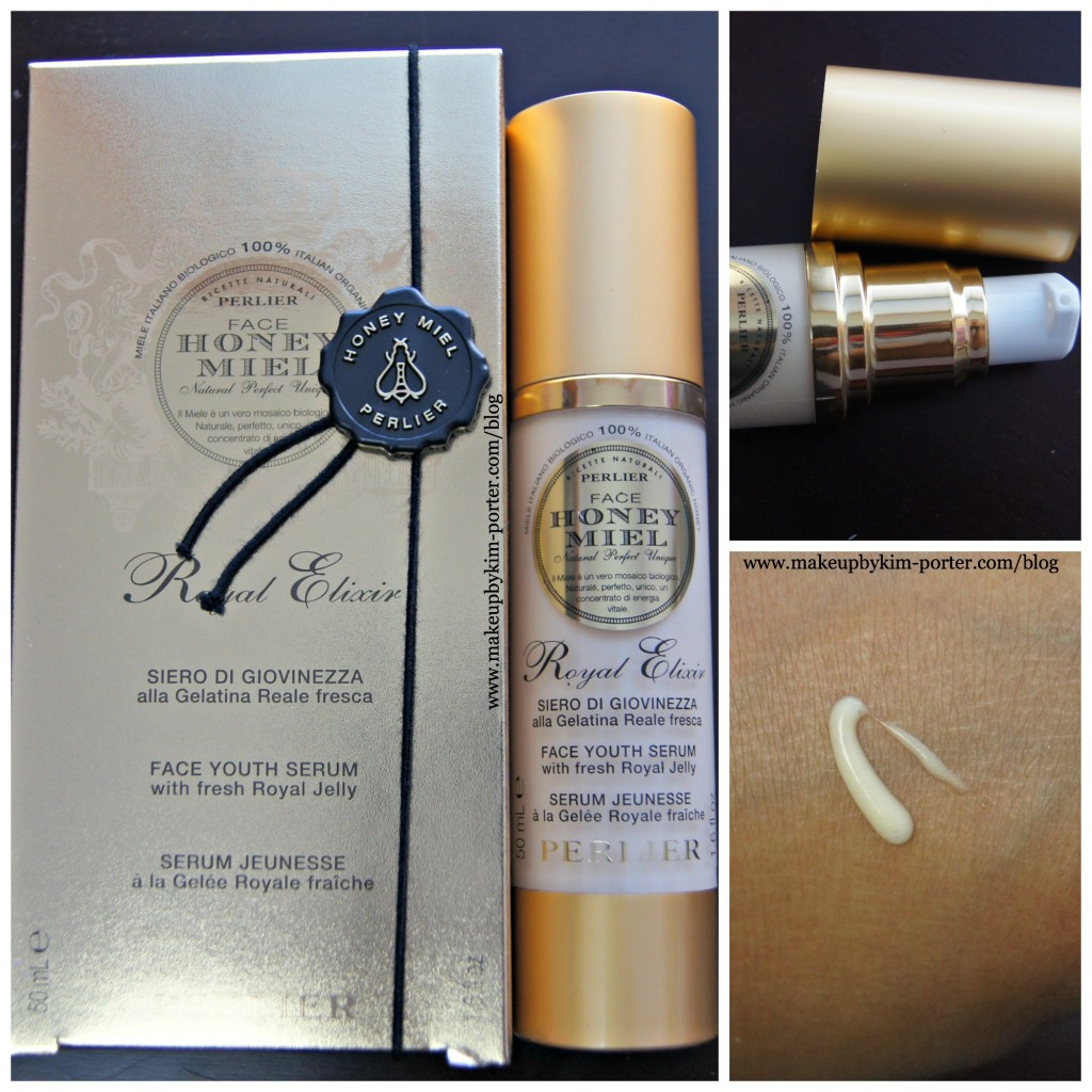 Perlier Honey Miel Royal Elixir