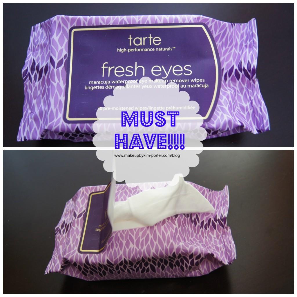tarte Fresh Eyes Maracuja Waterproof