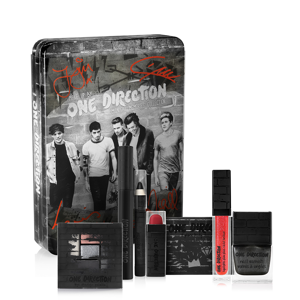 One Direction Makeup 1