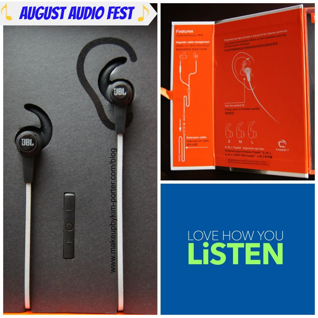 August Audio Fest at Best Buy JBL Reflect Sport Headphones