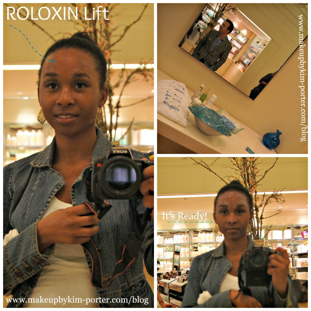 Roloxin Lift in action