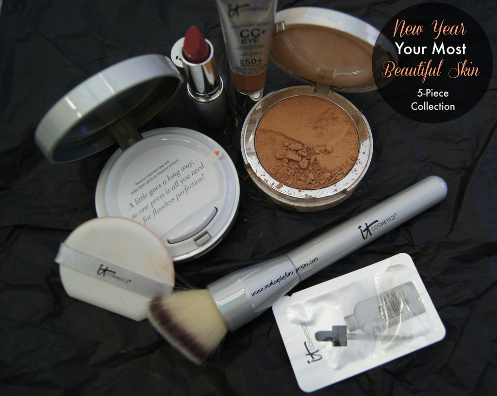 IT Cosmetics New Year Your Most Beautiful Skin Collection