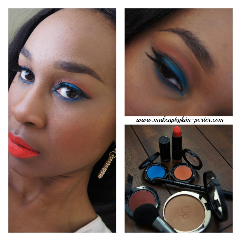 BlackUp Cosmetics Mono Eyeshadow Review.