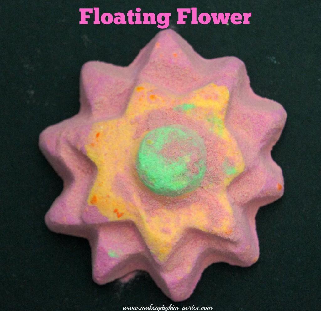 LUSH Floating Flower