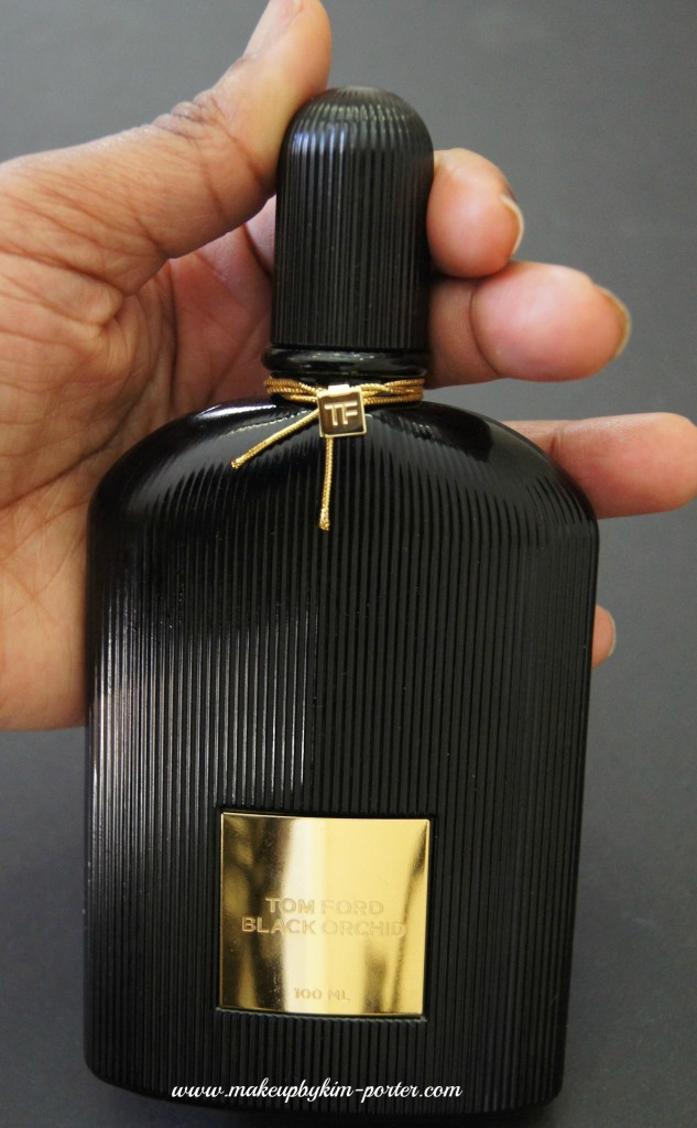 Tom Ford Black Orchid Bottle