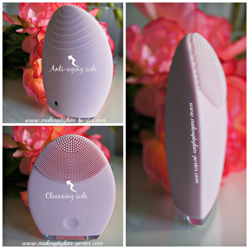 LUNA by FOREO Review _ Different Sides