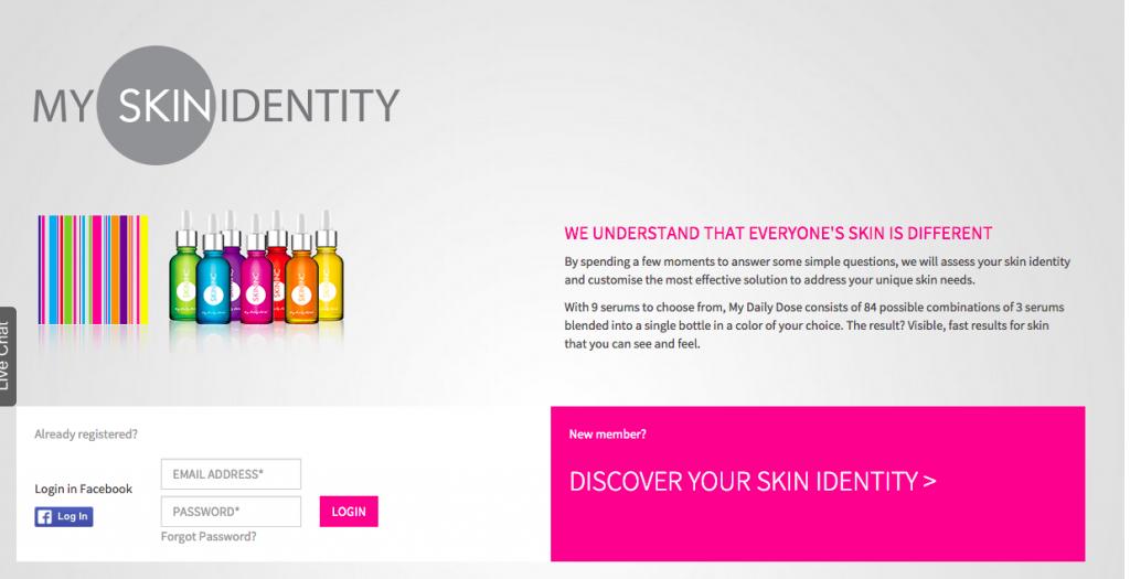 Skin Inc Skin Identity