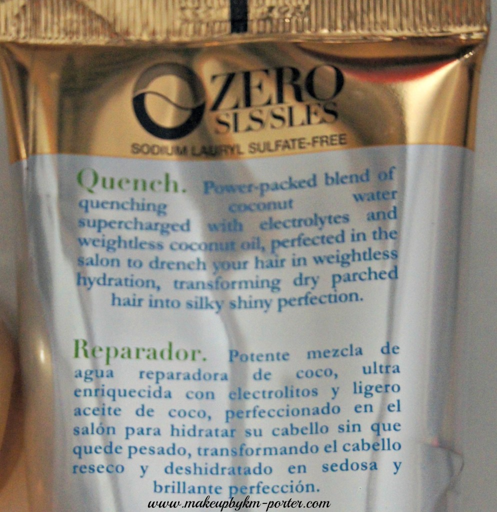 Proganix Quench Review Shampoo