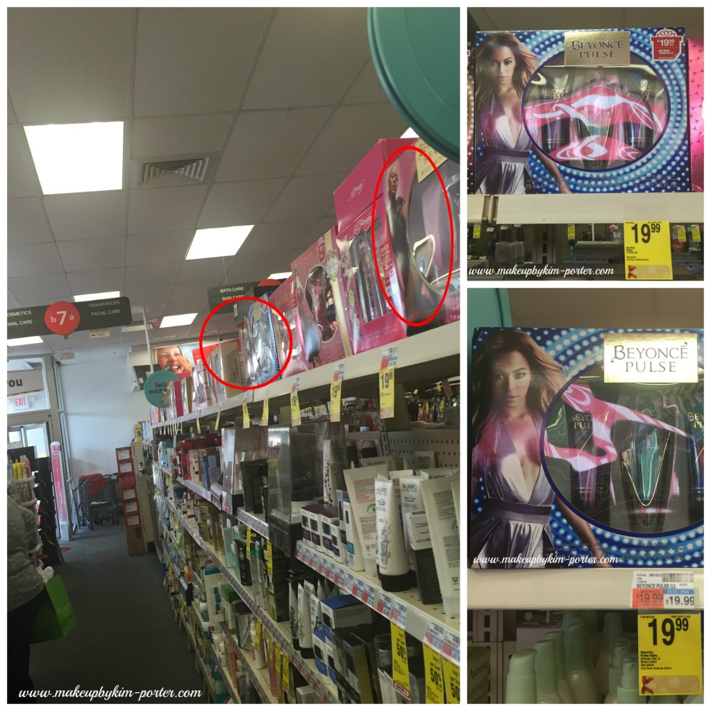 Gift a Memory Beyonce Pulse in store CVS