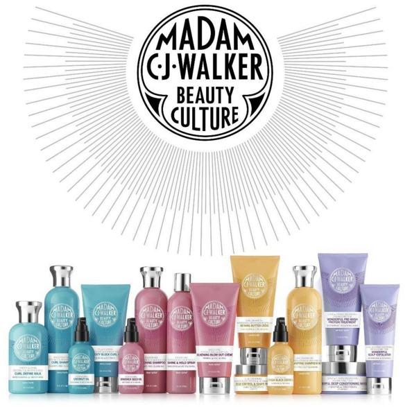 Madam CJ walker Beauty Culture