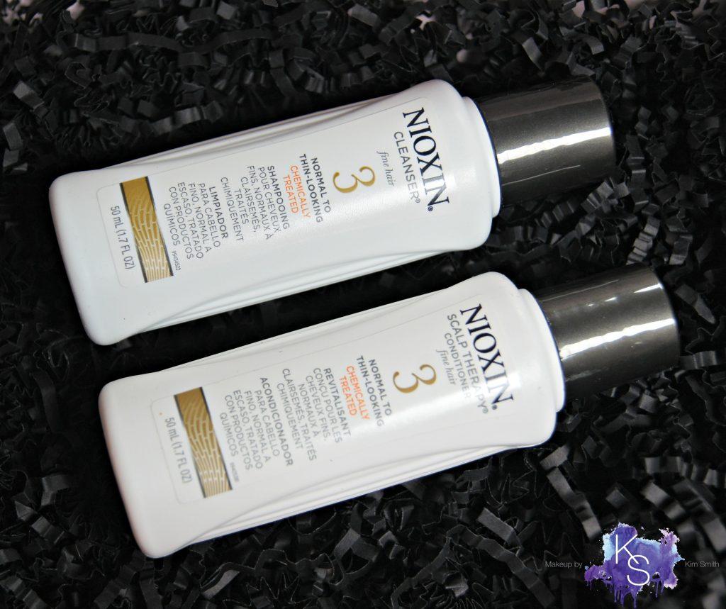 May GLOSSYBOX Nioxin 3