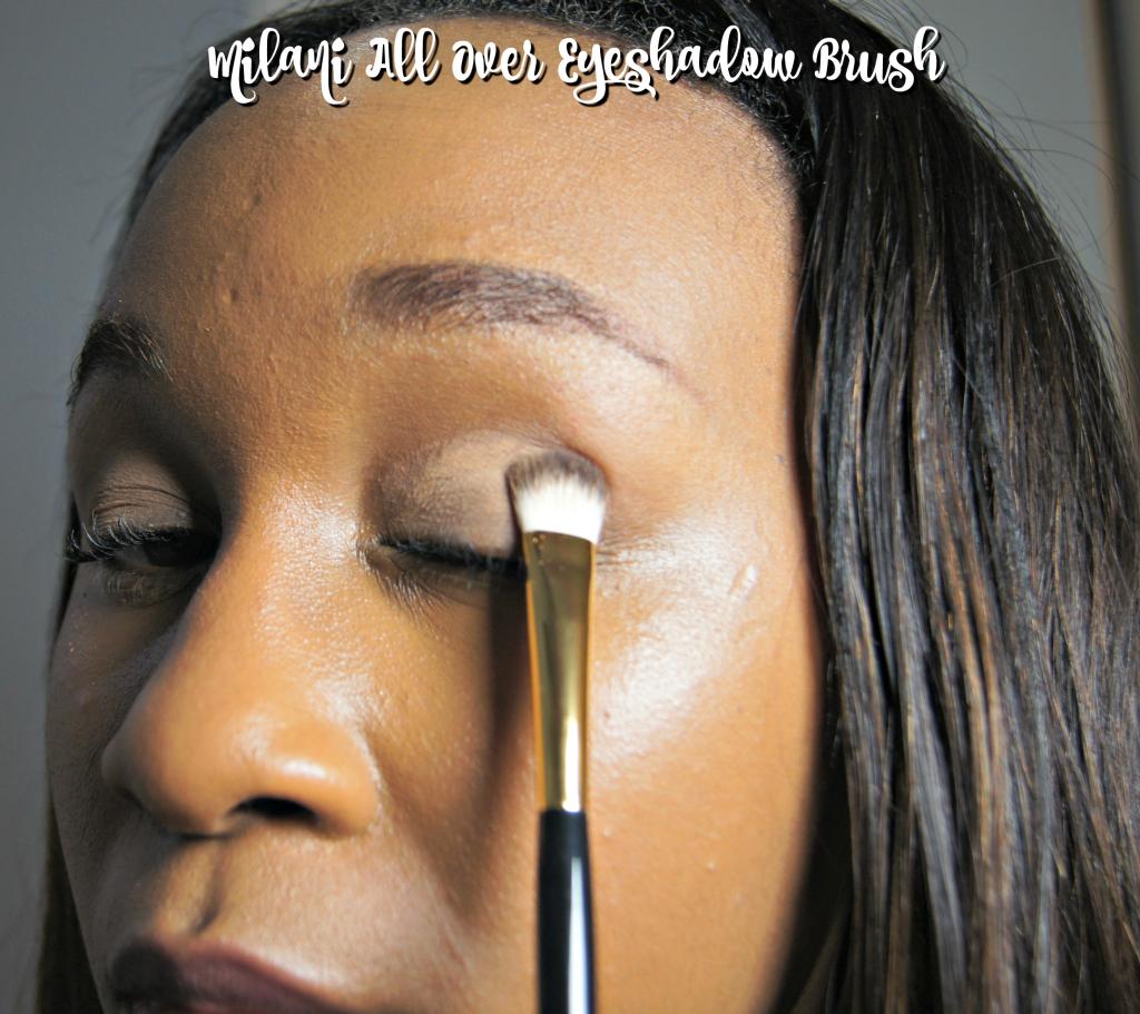 Milani All Over Eyeshadow Brush