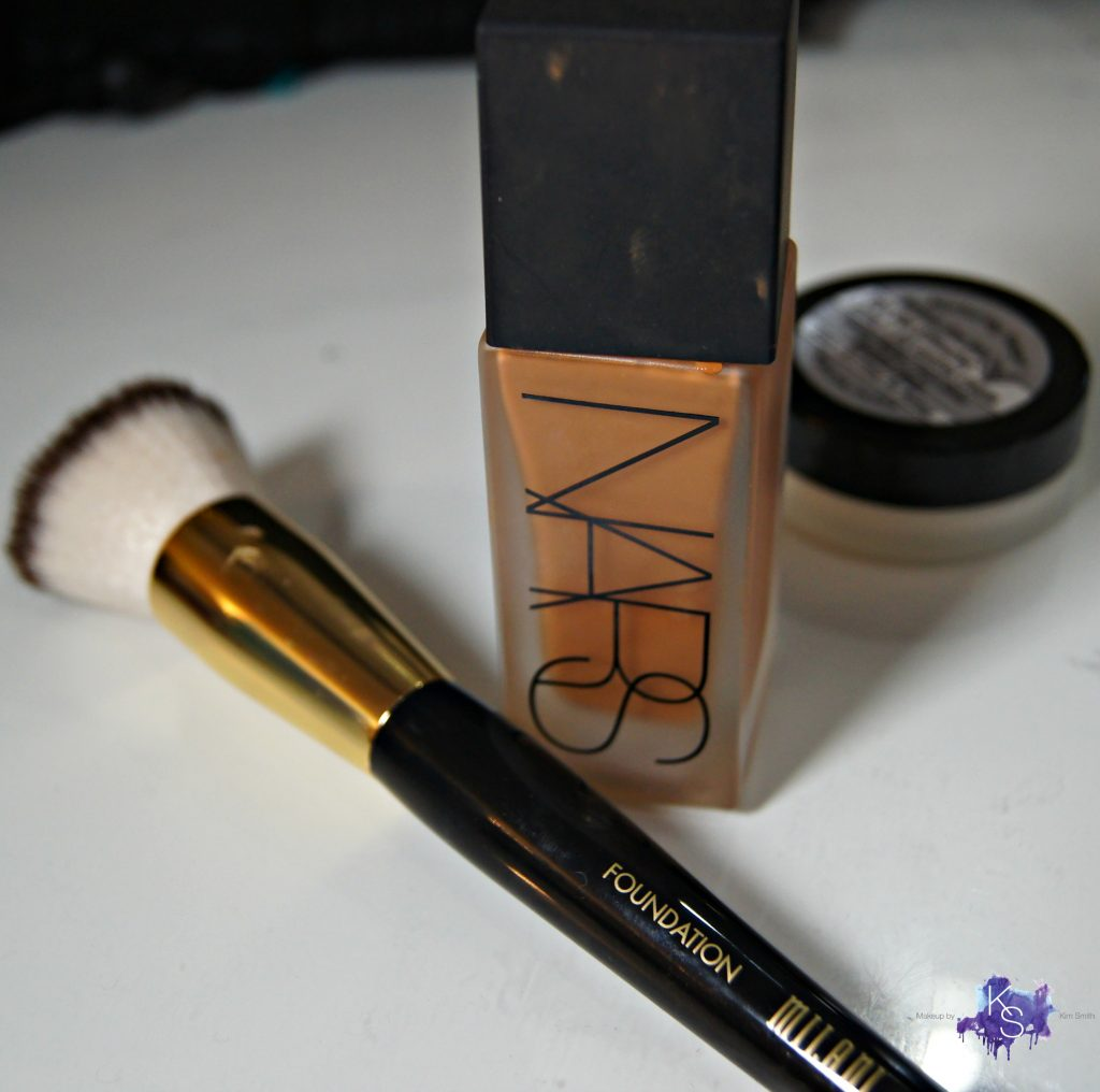 Milani Essential Brush Set Foundation Brush