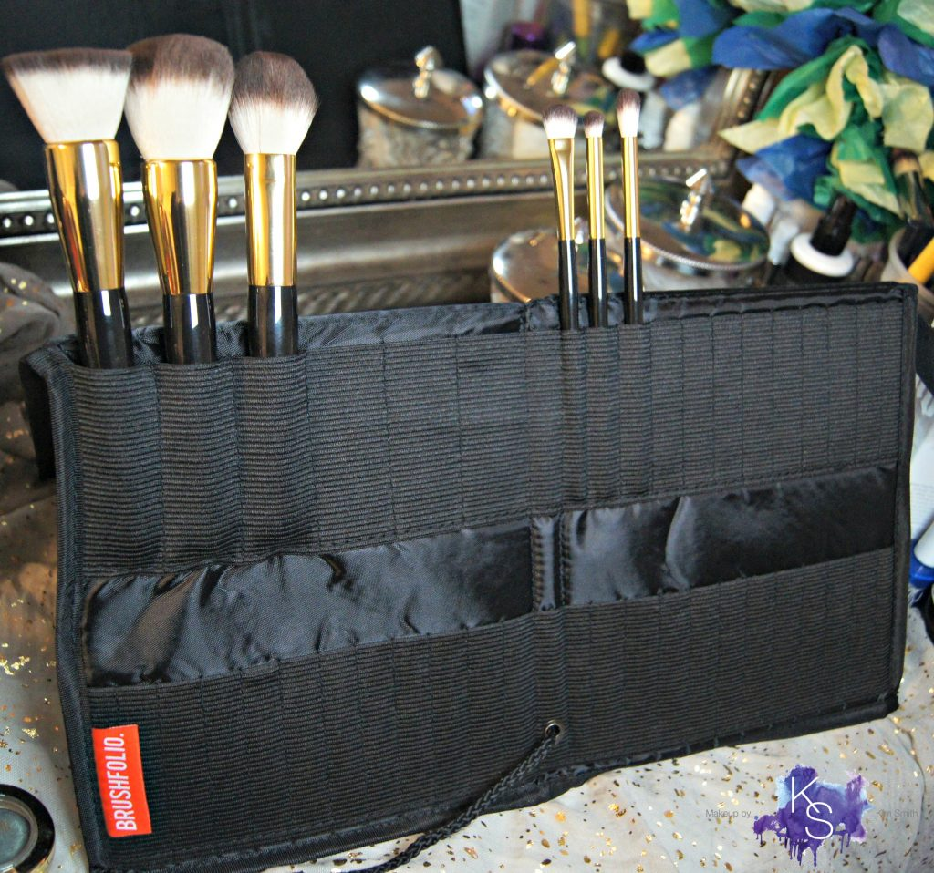 Milani Essential Brush Set in Brushfolio